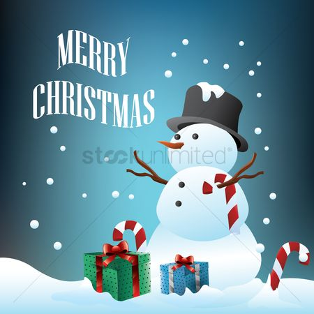 Clothings : Merry christmas background