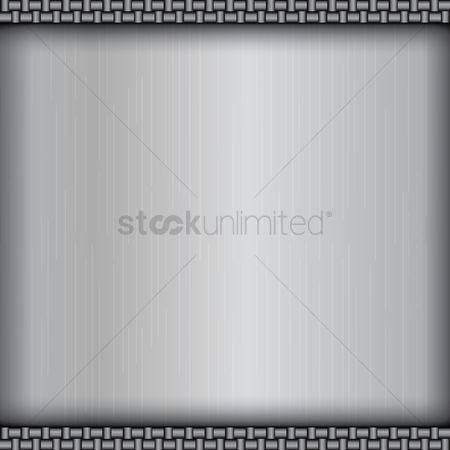 Grids : Metal background