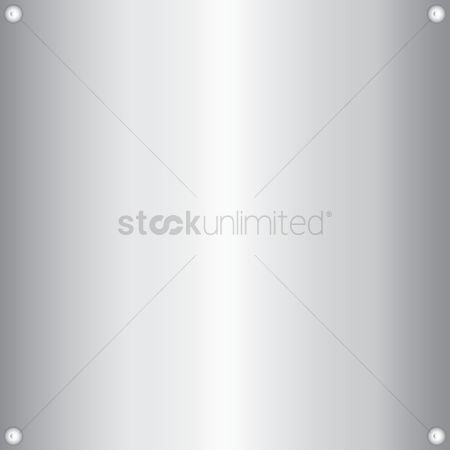 Silver : Metallic texture background
