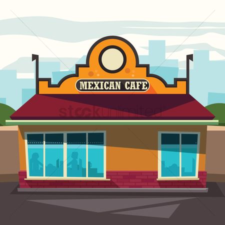 Cafe : Mexican cafe