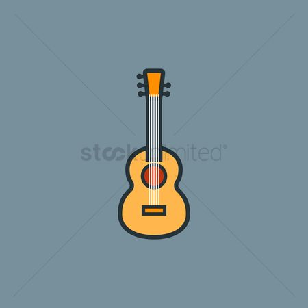 Stringed : Mexican guitar