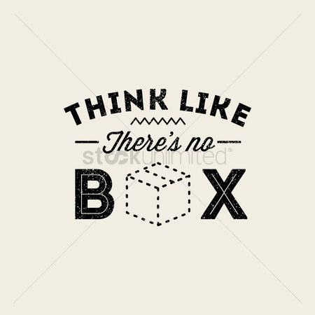 Boxes : Motivational quote