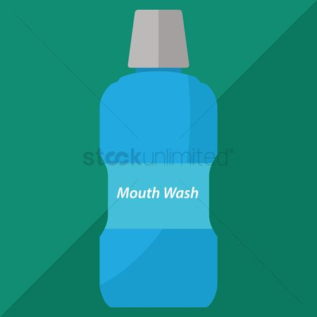 Mouth wash : Mouth wash