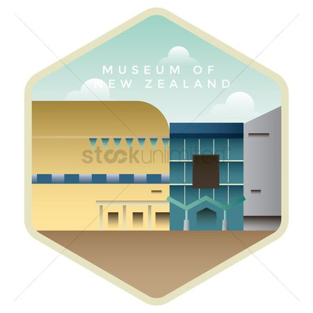 Museums : Museum of new zealand