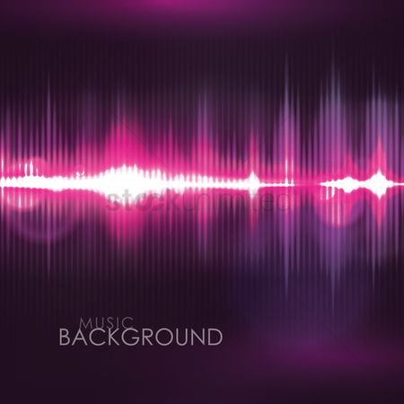 Backdrops : Music background