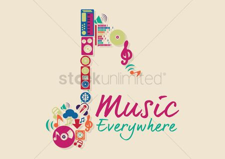 Audio : Music everywhere