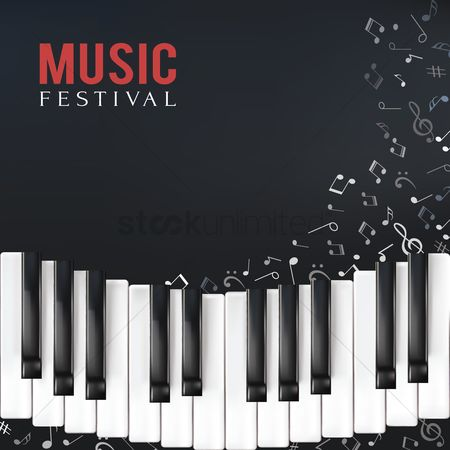 Musical instruments : Music festival