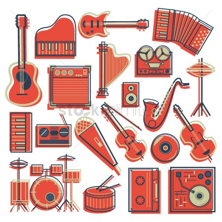 Microphones : Musical instruments