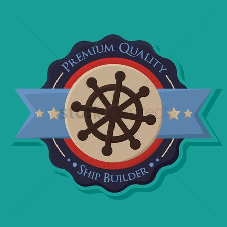 Builder : Nautical emblem