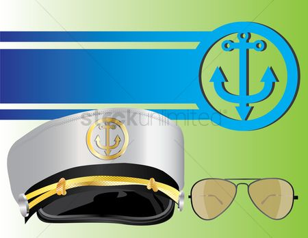 Sailors : Navy cap