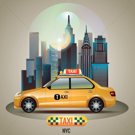New york : New york city taxi
