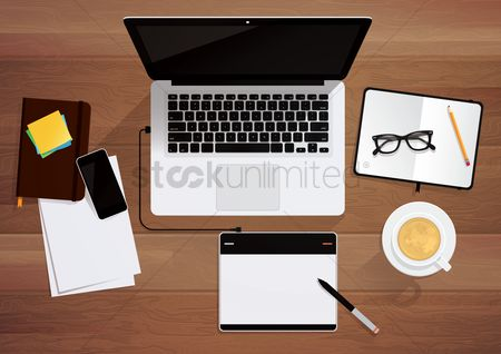 Tablet : Office equipment