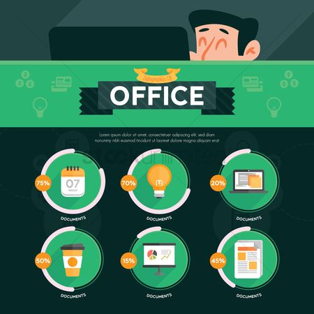 Document : Office infographic