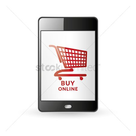 Shopping cart : Online shopping