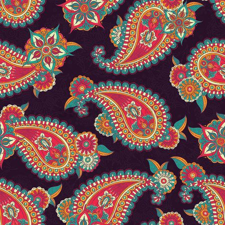 Traditional : Paisley backgroung