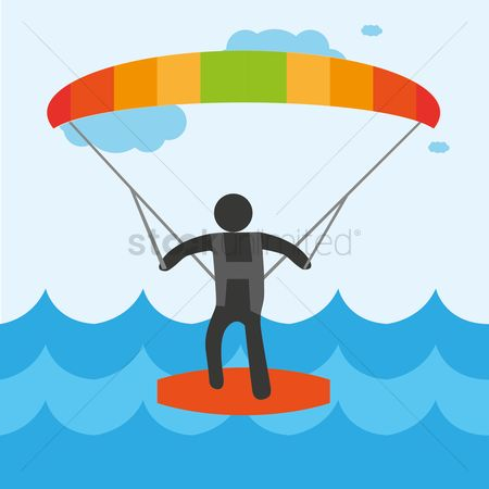 Harness : Paragliding