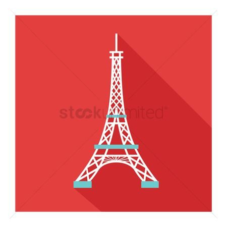 Towers : Paris eiffel tower