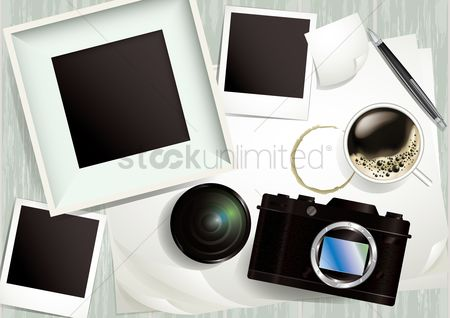 Cameras : Photo frames with camera