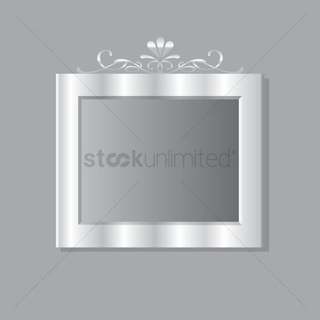Free Silver Frame Stock Vectors | StockUnlimited