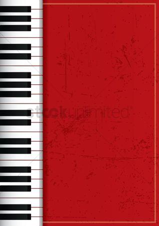 1979487 Piano Keys Poster Design