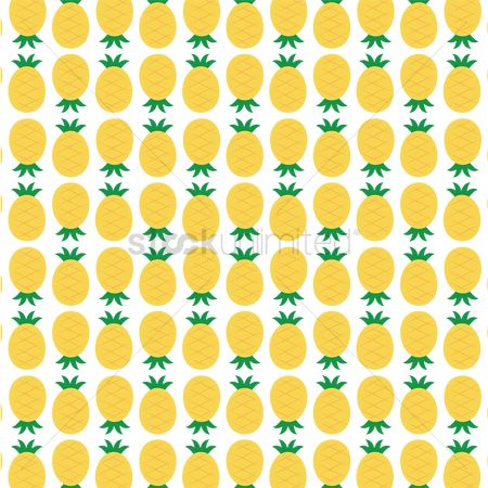 Pineapple : Pineapple background