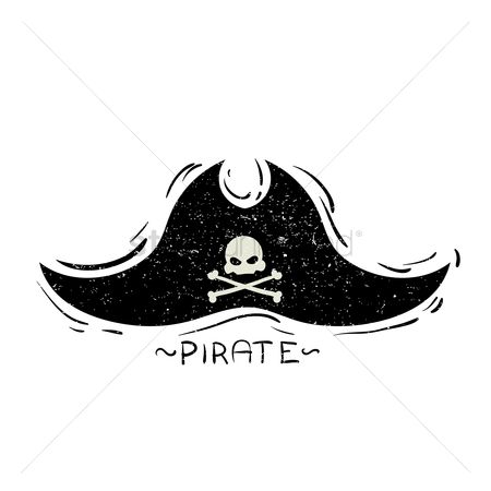 Ocean : Pirate hat