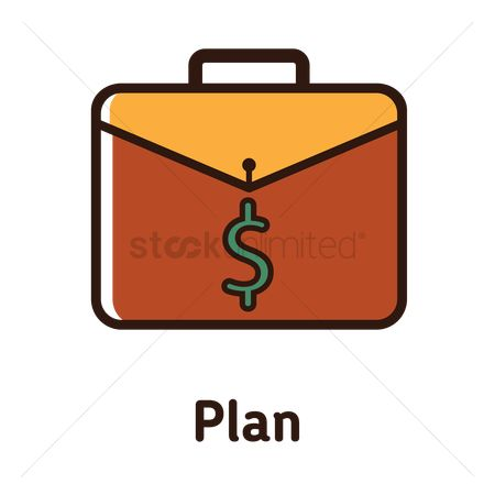 Managers : Plan concept