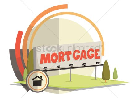 Real estate : Plot for mortgage