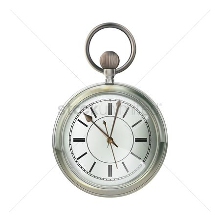 Minute : Pocket watch