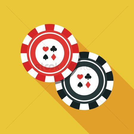 Clean : Poker chips