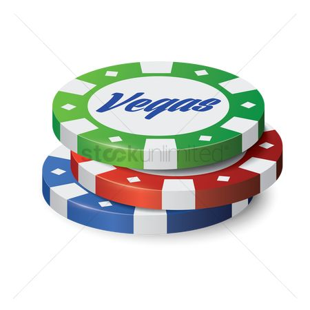 Casinos : Poker chips