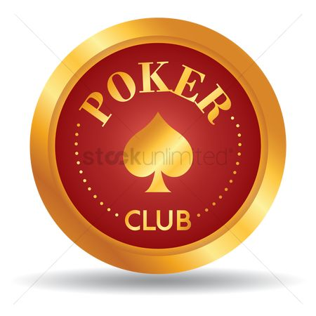 Poker chips : Poker club chip
