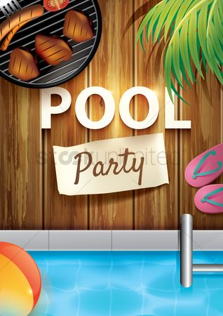 Activities : Pool party