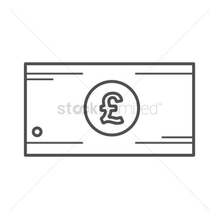 England : Pound bill