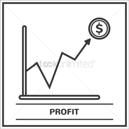 Success : Profit graph