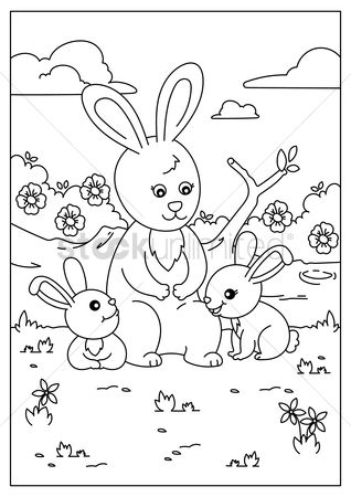 Cartoon : Rabbits