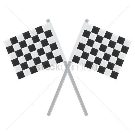 free finish line flag stock vectors stockunlimited