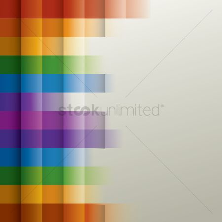 Copyspaces : Rainbow background