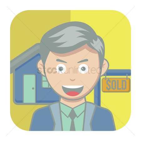 Agents : Real estate agent