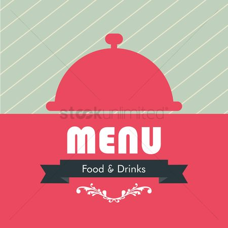 Servings : Restaurant menu card