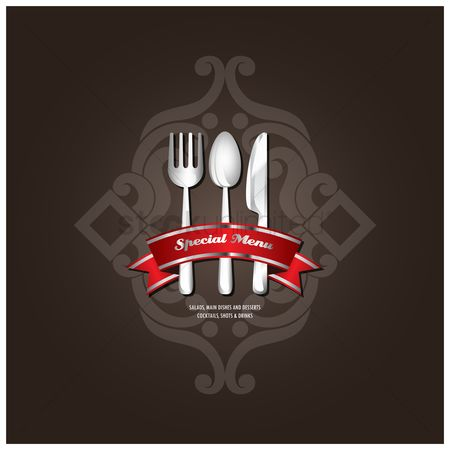 Main : Restaurant special menu design