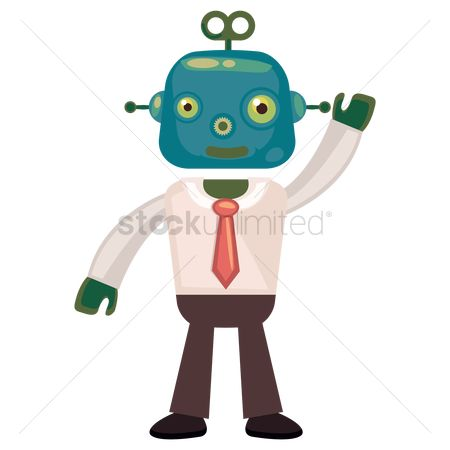 Mechanicals : Robot businessman