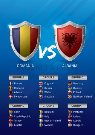 Ukraine : Romania vs albania