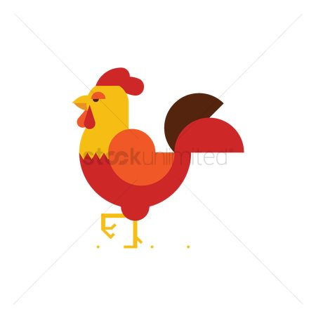 Animal : Rooster