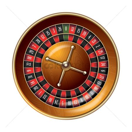 Indoor : Roulette wheel