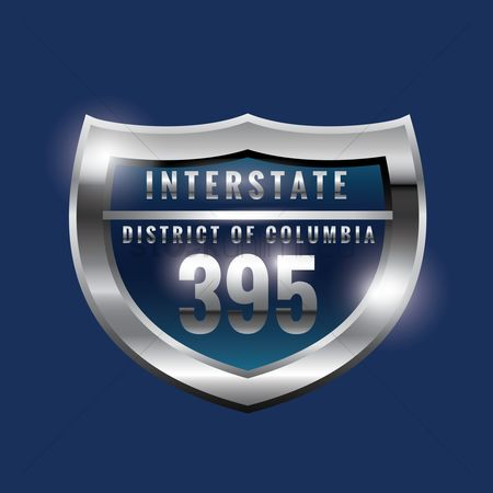 Interstates : Route three ninety-five