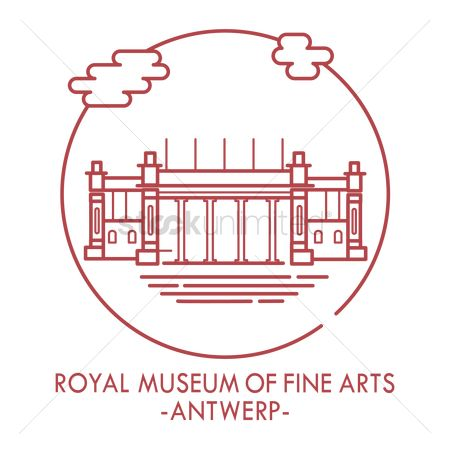Museums : Royal museums of fine arts-antwerp