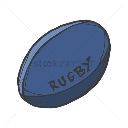 Rugby ball : Rugby ball