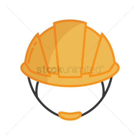 Contractor : Safety helmet