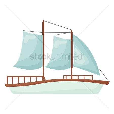 Vessel : Sail ship